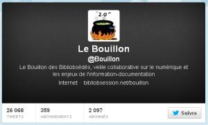 Bouillon Twitter